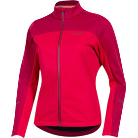 PEARL iZUMi Quest AmFIB Jacket Women cerise/beet red